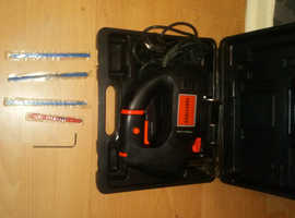 jigsaw power tool used once good condition