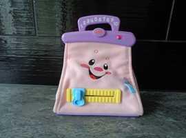fisherprice hand bag