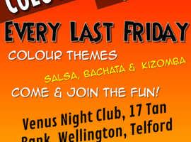 Telford & Shropshire Salsa Party