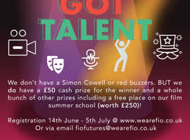 **Call for aspiring artists/performers aged 11-17!!**
