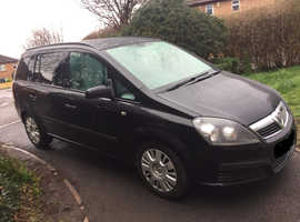 Vauxhall Zafira, 2008 NEW MOT 78000 miles