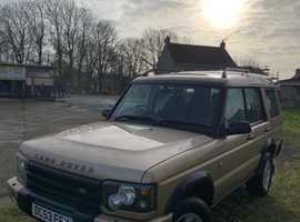 Land Rover DISCOVERY TDI, 2004 (53), Automatic Diesel, 170,000 miles