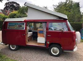 Classic Outstanding 1971 Bay Window Campervan