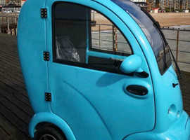 EFoldi Cabin scooter ( New ) with full warranty Mobility Scooter Cabin 8 MPH