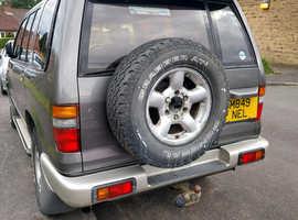 Isuzu TROOPER SWB, 1995 (M) grey Other, Automatic Diesel, 367831 miles