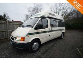 2000 Autosleeper Duetto LE, 59000 miles, 12 moths MOT, 3 month warranty