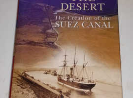 Vintage book parting the desert by Zachary Karabell