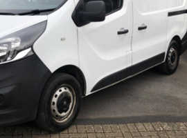 2015 Vauxhall Vivaro 1600cc, Excellent runner and very good condition.