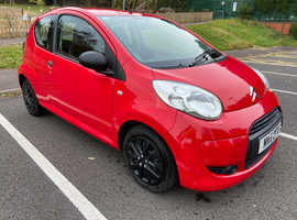 Citroen C1, 2011 (11) Red Hatchback, Manual Petrol, 31,957 miles