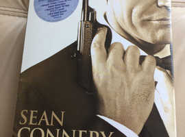 007 Sean Connery ultimate edition DVD set