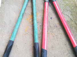 Long Handled Garden Loppers