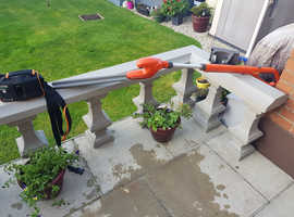 Flymo Battery powered hedge trimmer