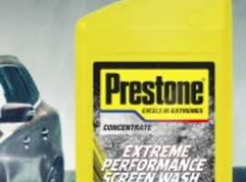 PRESTONE EXREME PERFORMANCE SCREEN WASH