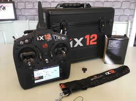 Spektrum IX12 and case