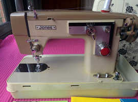 WANTED WANTED WANTED, JONES ELECTRIC ZIGZAG SEWING MACHINE