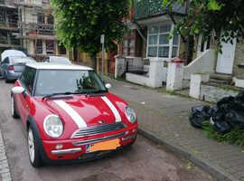 Mini MINI, 2003 (03) Red Hatchback, Manual Petrol, 128,460 miles