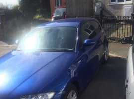 BMW 1 series, 2007 (57) Blue Hatchback, Manual Diesel, 97,000 miles