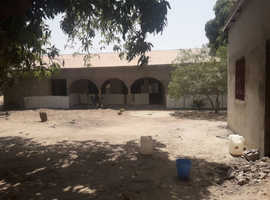 Bungalow and two apartments for sale in the Gambia