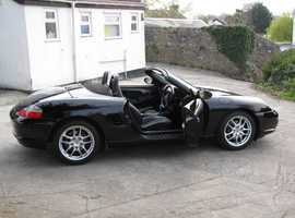Porsche Boxster 986 Spyder 2.7L, 2004 (04) 39,000 miles