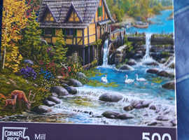 Jigsaws for sale 1000 piece and 500 piece puzzles