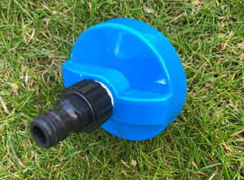 Fresh water filler cap