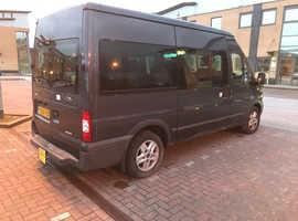 Ford transit trend  minibus