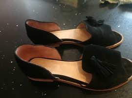 Topshop ladies summer shoes size 7