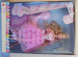 Barbie the nutcracker doll 2001 NRFB