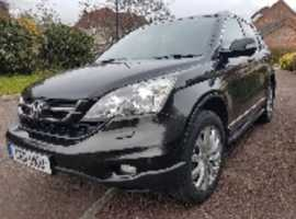 Honda CR-V 2.0I ES, 2011 (11), Manual Diesel, 100,000 miles