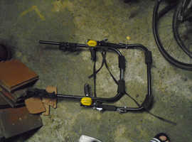 halfords car bike rack