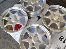 Alloy Wheel Refurbishment and service by LTC Tyres and Exhausts