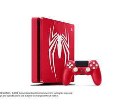 Spiderman 1TB PS4 (Console Only!)