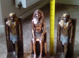 Tutenkhhamun Egyptian figures