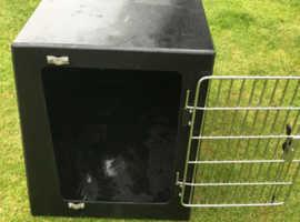 Dog transit box/crate/cage