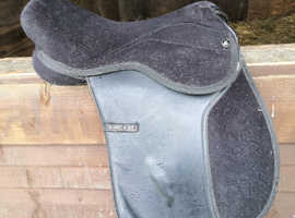 Pony saddle and bridle for sale