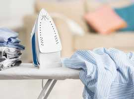 Local Ironing Service - Free Pick Up And Drop Off - DARTFORD