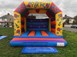 15 x 15 Adult Party Bouncy Castle Commercial Bouncy Castles FOR SALE