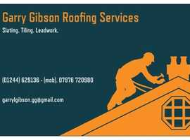 Garry Gibson Roofing services