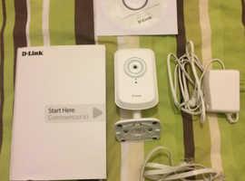 D-Link Surveillance Camera