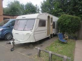 Twin axle caravan (spares or repair)