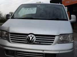 VW T5 VAN