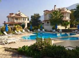 3 bedroom, 2 bathroom duplex apartment to rent in Turkey