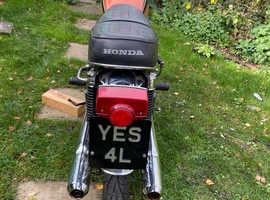 Honda CB175 1973 MOT'd
