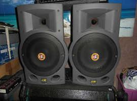 Celestion KR PA speakers