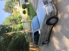 Mercedes C CLASS, 1998 (S) Silver Estate, Automatic Petrol, 105,859 miles
