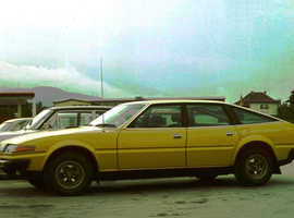 WANTED, rover sd1 2600 auto for restoration project.