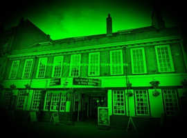 The Royal Victoria & Bull Hotel Overnight Paranormal Investigation