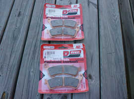 Goldfren 257 Disc Brake Pads