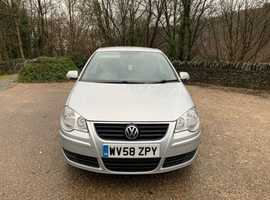 Volkswagen Polo, 2008 (08), Manual Diesel, 143,000 miles