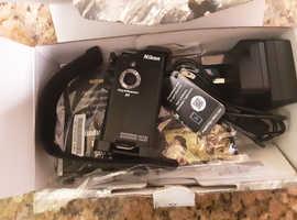 Nikon keymission 80 camera